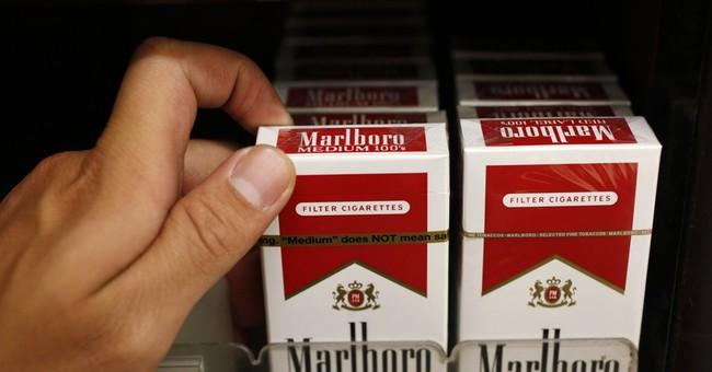 Marlboro maker Altria's 2Q profit stays flat
