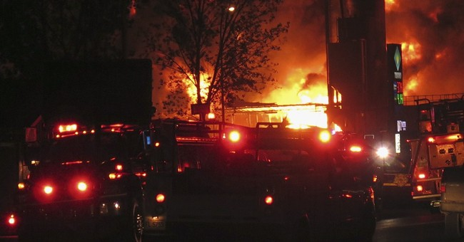 Cause of fire at Williston company unknown