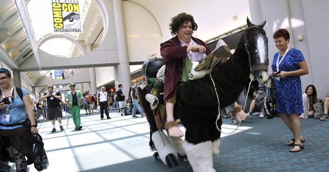 4-day Comic Con festival kicks off in San Diego