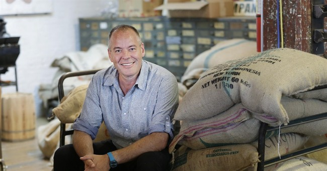 Fair Trade brings big sales and a clear conscience