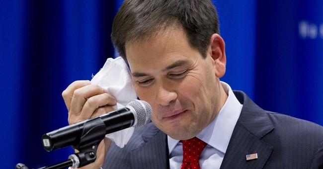 Rubio: Same-sex marriage foes face 'intolerance'
