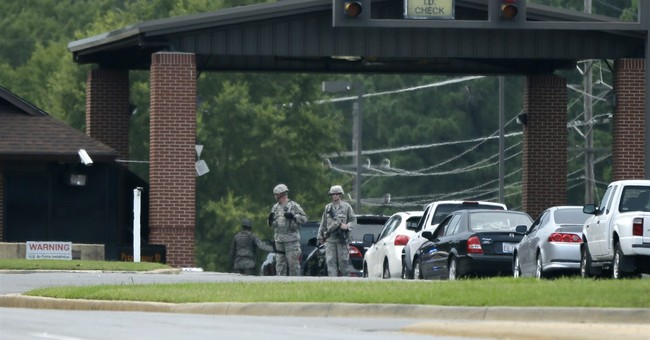 Lockdown lifted at Little Rock Air Force Base
