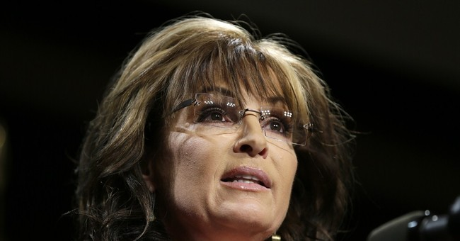 Sarah Palin cited for speeding in Alaska hometown