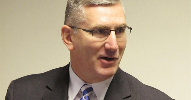 Senator says he had PTSD when he wrote thesis