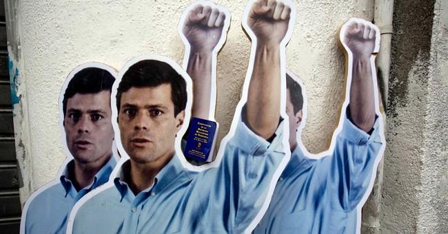 Jailed Venezuelan opposition leader goes on trial
