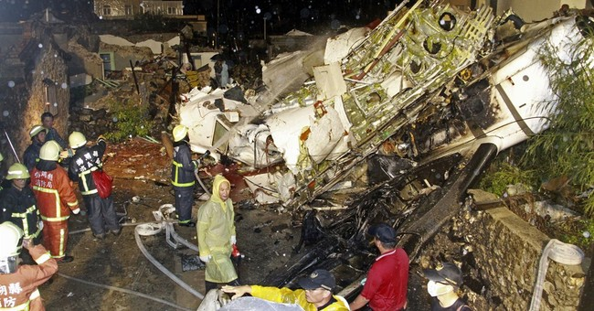 Taiwan airline suspects bad weather caused crash