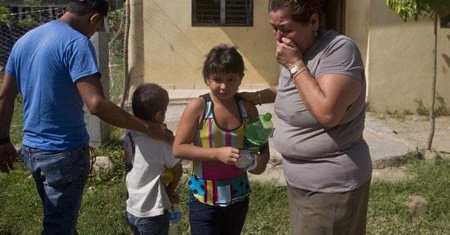 Honduran families deported back to a bleak future