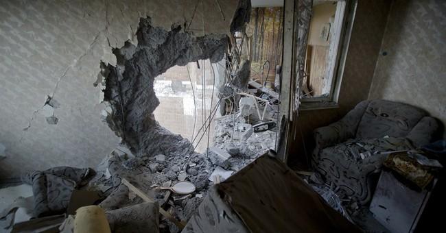 Ukraine accused of targeting civilians in east
