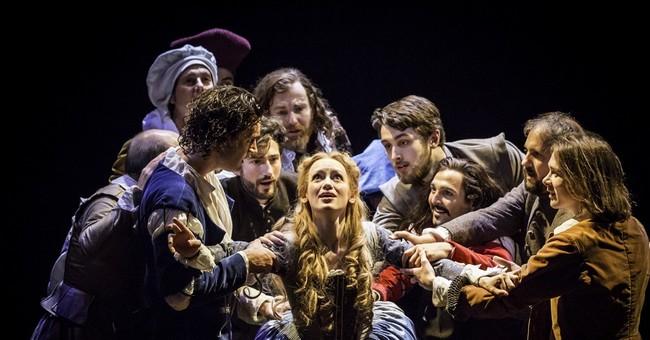 London critics fall for 'Shakespeare in Love'