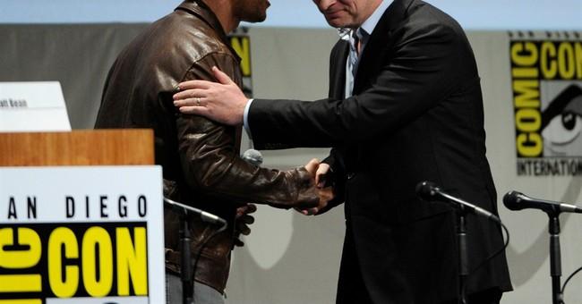 Nolan, McConaughey surprise with 'Interstellar'