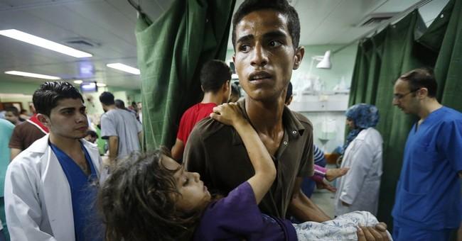 UN school in Gaza caught in cross-fire; 15 killed