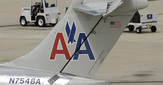 American Airlines boosts profit on higher revenue