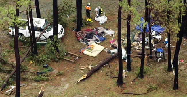 Va. governor: Blessing more didn't die in tornado