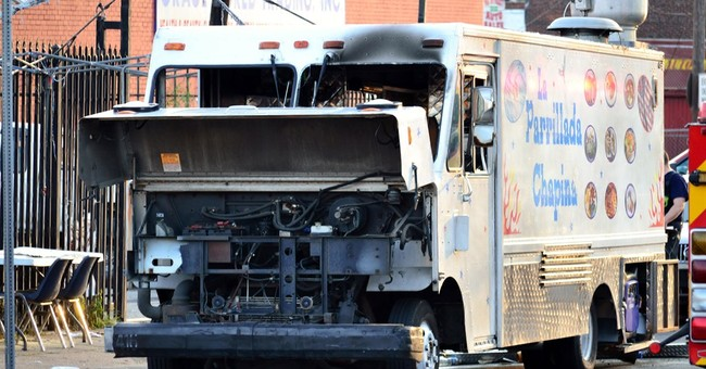 Mother, daughter die after Philly food truck blast