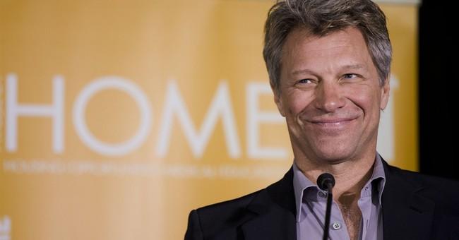 Jon Bon Jovi to be honored for humanitarian work