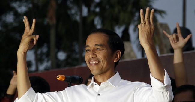 US hails Indonesia democracy in turbulent SE Asia