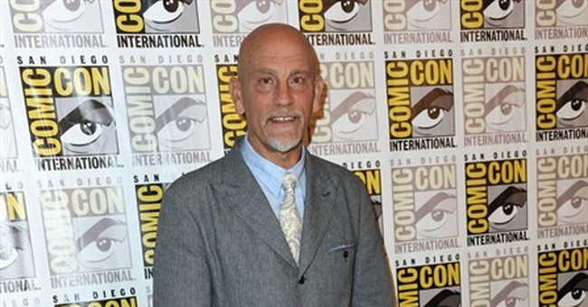 Malkovich, Cumberbatch make Comic-Con premieres