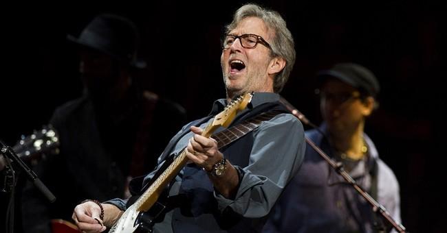 Correction: Music-Eric Clapton story