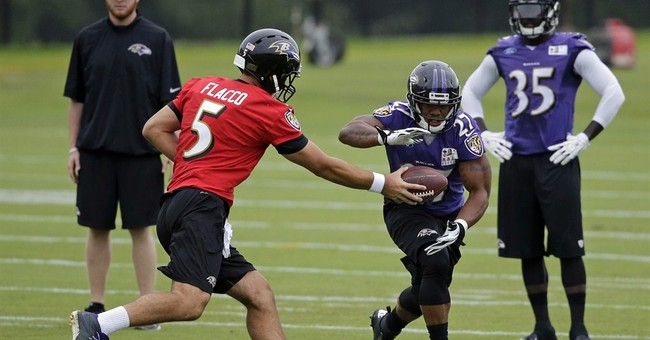 Ravens RB Rice receives 2-game suspension from NFL