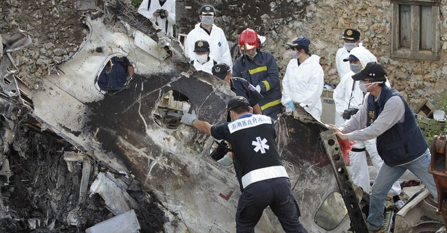Very bad week: Airline disasters come in a cluster