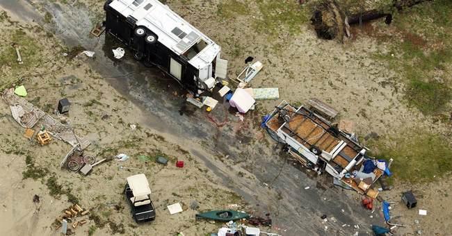 Tornado slams Virginia campground; 2 dead
