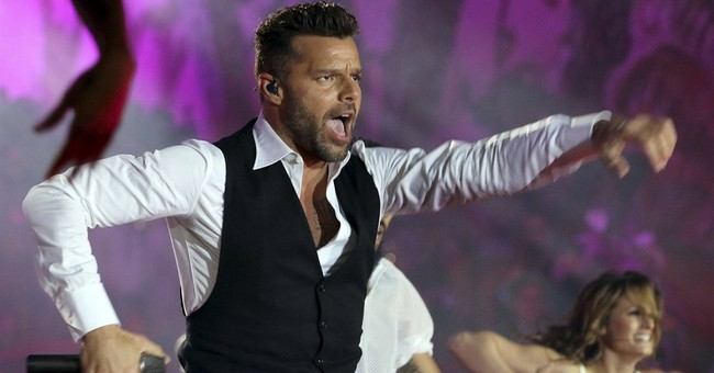 Ricky Martin to be judge on 'The Voice ... Mexico'