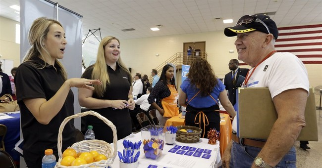 Across US job market, layoffs are becoming rare