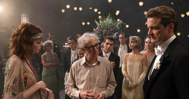 Woody Allen back in spotlight, promoting new film