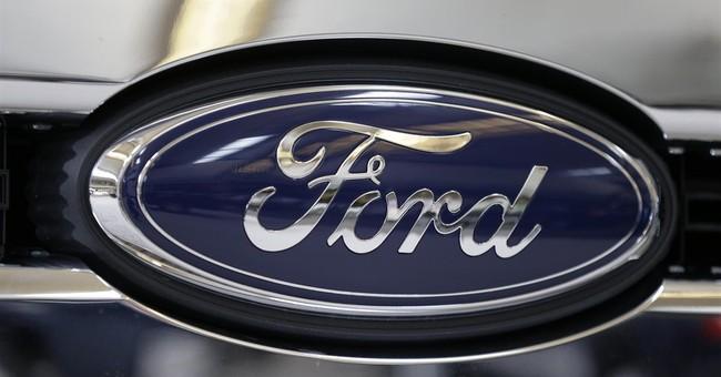 Ford 2Q net profit up 6 percent to $1.3 billion