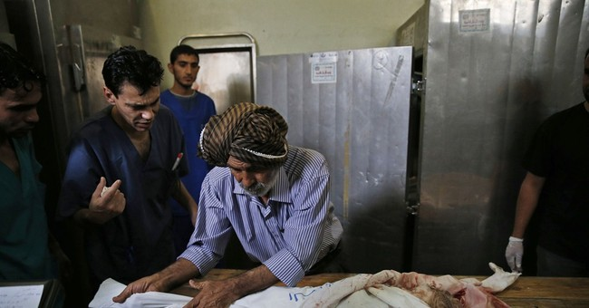 Busy Gaza morgue performs Muslim burial rituals