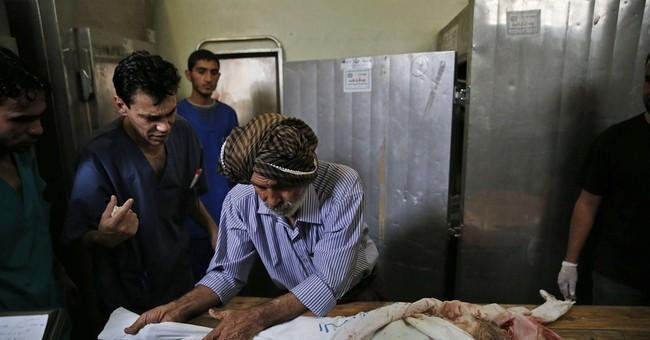 Busy Gaza morgue performs Muslim burial rituals