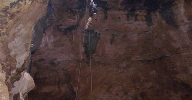 Wyoming cave with fossil secrets to be excavated