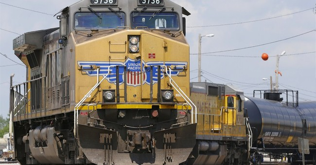 Union Pacific 2Q profit chugs ahead 17 percent