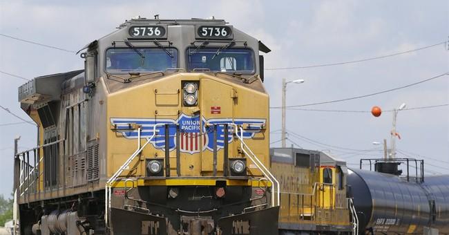 Union Pacific 2Q profit chugs ahead 17 percent