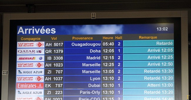 Air Algerie jet with 116 on board crashes in Mali