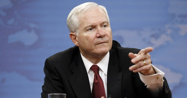 Gates worried about notion of US disengagement
