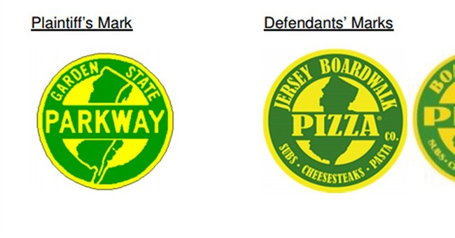 New Jersey sues over Florida pizza shop logo