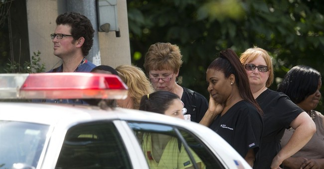 Official: Hospital gunman intended to kill others