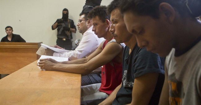 3 charged in Nicaragua bus attacks that killed 5