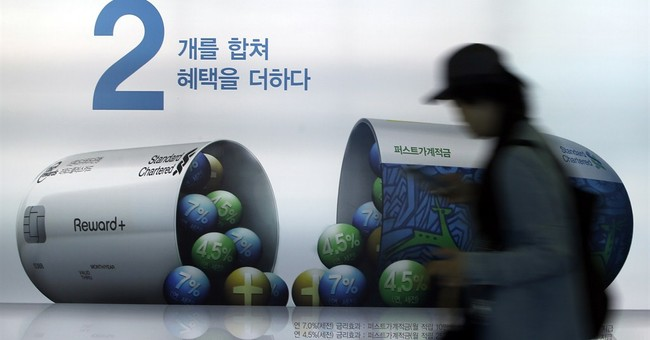 South Korea unveils stimulus after ferry sinking
