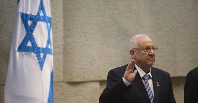 Israel swears in new president amid Gaza war