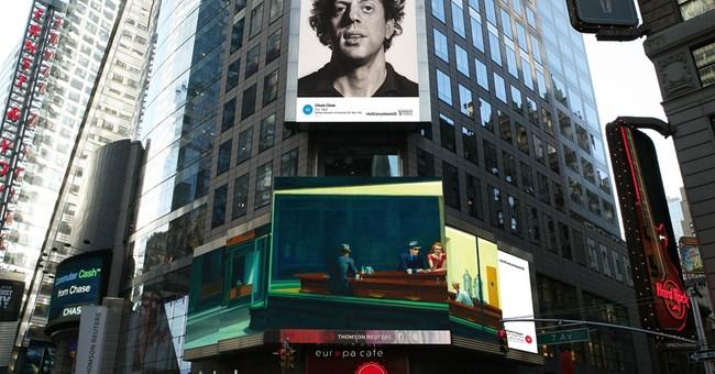 National outdoor art show to hit billboards
