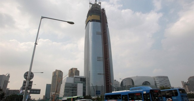 Towering worry: Small holes cause big jitters