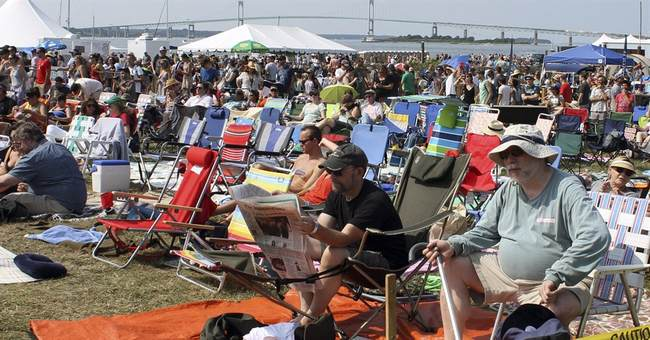 Newport Folk Festival celebrates 55th anniversary