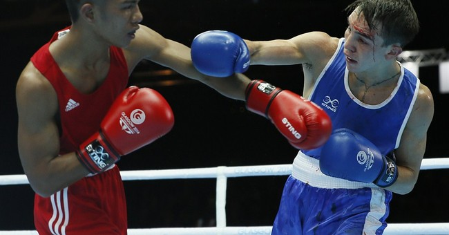 Rule change: Blood and bumps at Commonwealth Games