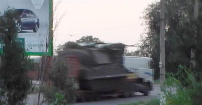 Ukraine launches offensive to retake Donetsk