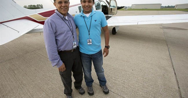After teen pilot's crash, how young is too young?