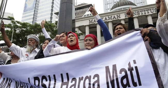 Losing Indonesia presidential candidate files suit