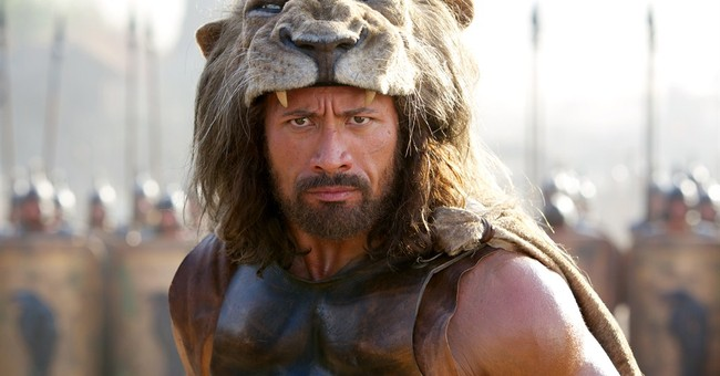 Review: 'Hercules' is schlocky but entertaining