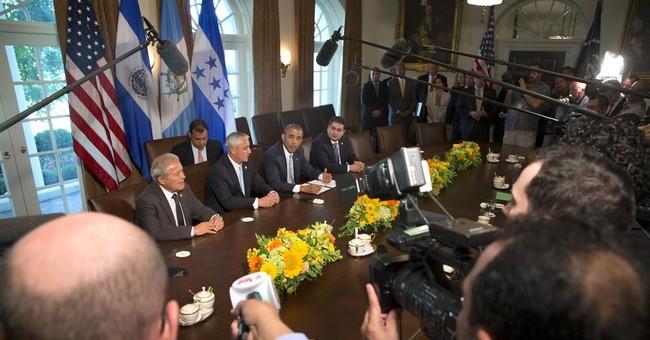 Migrants: Obama urges Latin leaders, GOP to help